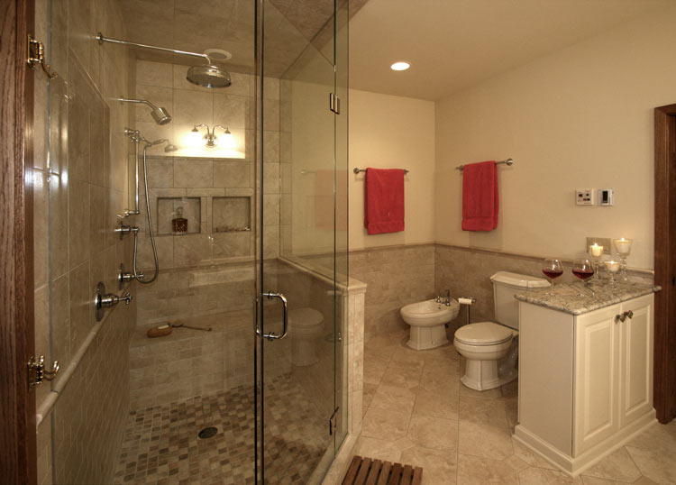 New Berlin Master Bathroom « Wooden Thumb Remodeling