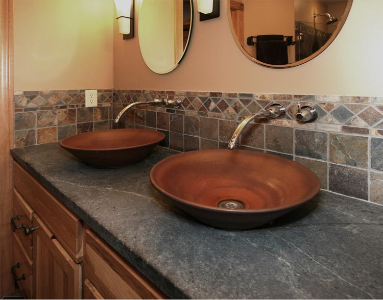 Soapstone Vessel Sink : Vessel Sinks Related Keywords & Suggestions - Kohler Vessel Sinks ...