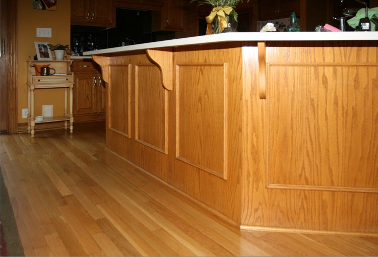Brookfield Kitchen Simple Corbels ...