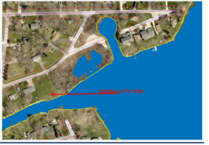 Double Lake Lot for Sale